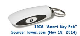 IRIS_Key_Fob